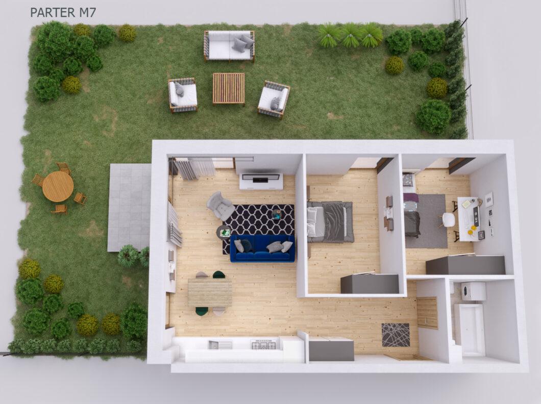 Mieszkanie nr 7
